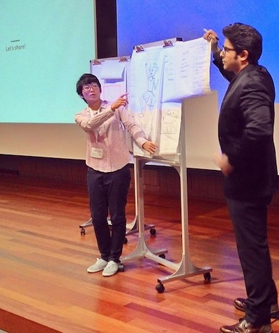 Looking for Hybrid Ecosystems to Serve the BoP: Scenes from the first BoP World Convention that took place last month in Singapore