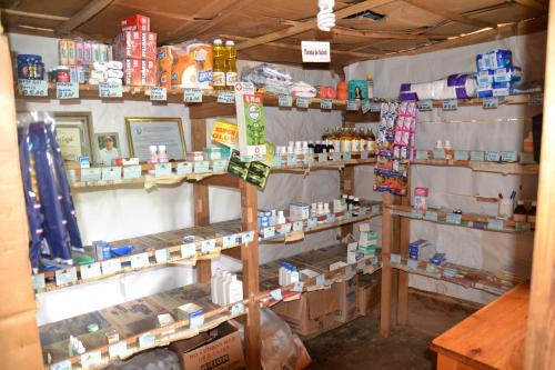A Farmacias de la Comunidad store in Guatemala