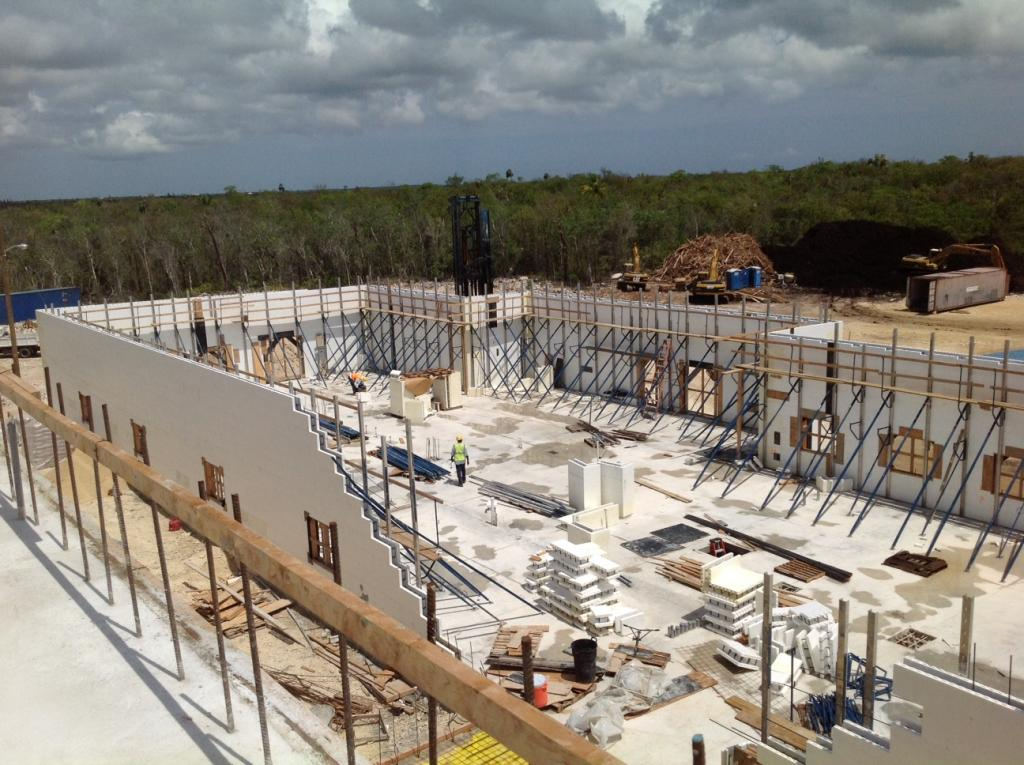 A Narayana Hrudayalaya Cayman hospital, under construction, NextBillion Health Care
