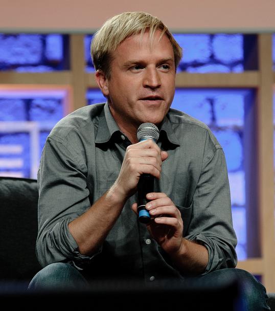 Kiva founder Matt Flannery