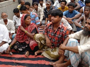 Urban poor in India