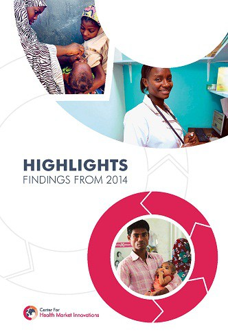 Promising Practices: CHMI highlights 71 pro-poor innovations improving health care around the world