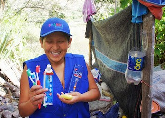 Closing the Market Gap: The Clinton Giustra Enterprise Partnership trains female entrepreneurs to sell a varitey of products in remote regions