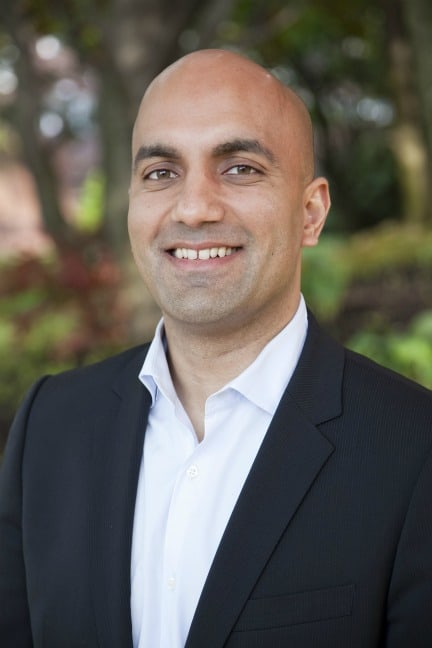 Amit Bouri, Chief Executive Officer and co-founder of the GIIN.