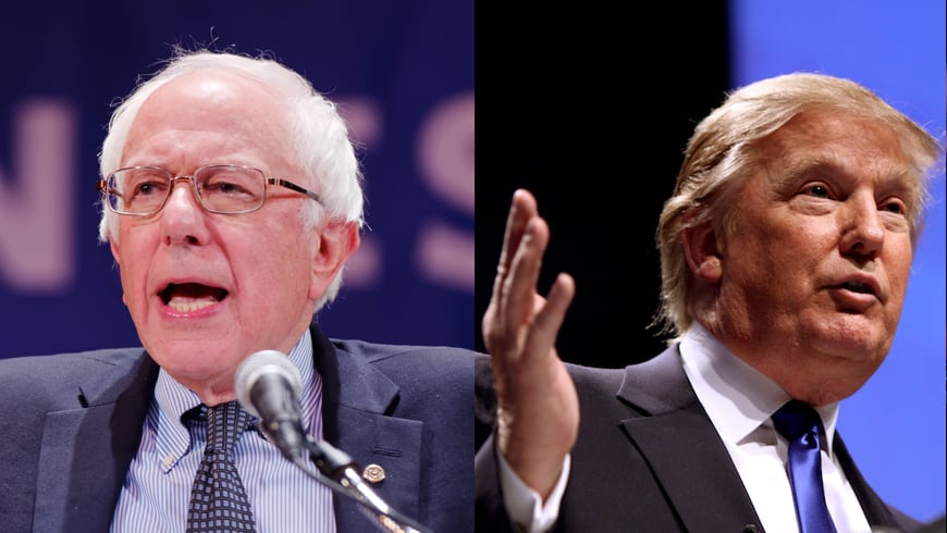 Weekly Roundup: The (Possible) Impact of President Trump or Sanders on Emerging Economies, on NextBillion.net.