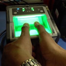 biometric ID scanner India