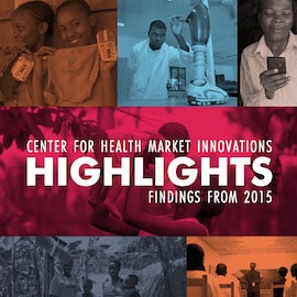 Four Trends in Global Health Care for the Poor