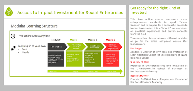 Do You Speak Social Finance? Helping Entrepreneurs and Impact Investors Overcome their Language Barrier