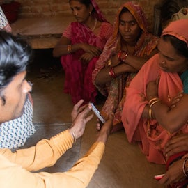 Leveraging India's Digital Transformation: Three Lessons for MFIs
