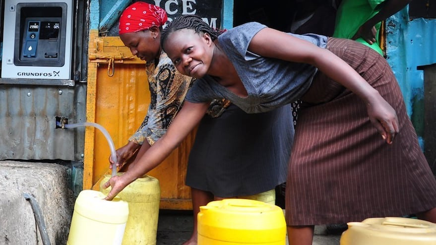 Water ATMs: How Technology is Improving Water Governance in Tanzania