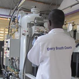 Breathing Life Into Oxygen Access: How New Partnerships are Saving Lives