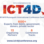Maximizing Technology's Social Impact: 10th ICT4D Conference Coming May 8-10