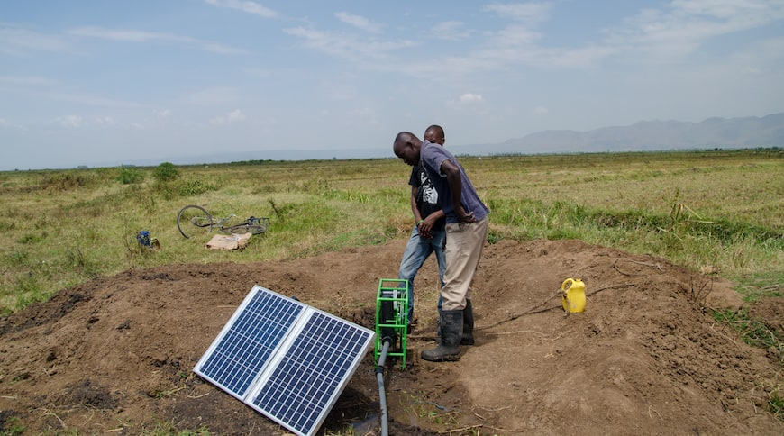 Using a Limitless Resource to Tap a Limited One: Why solar irrigation is the right choice for smallholder farmers