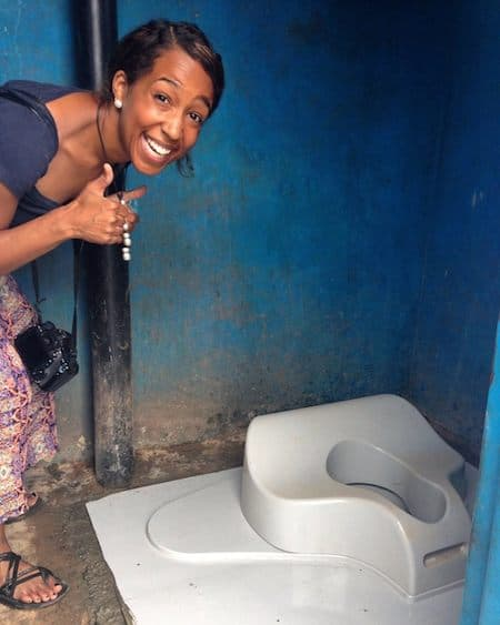 Finding a Sanitation Destiny: 'I Am Supposed to Design Toilets'