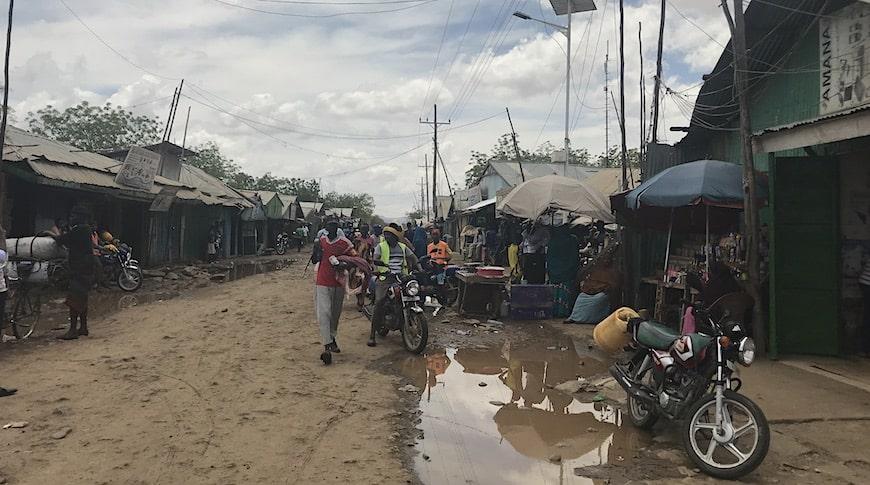 Kakuma-Refugee-Camp Turkana County Kenya