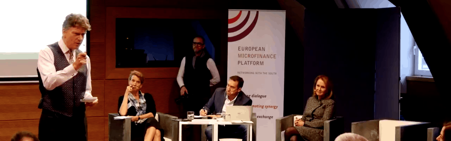 Watch Video of the Live Debate: 'Digital finance: Full inclusion or empty promise?', on NextBillion.net