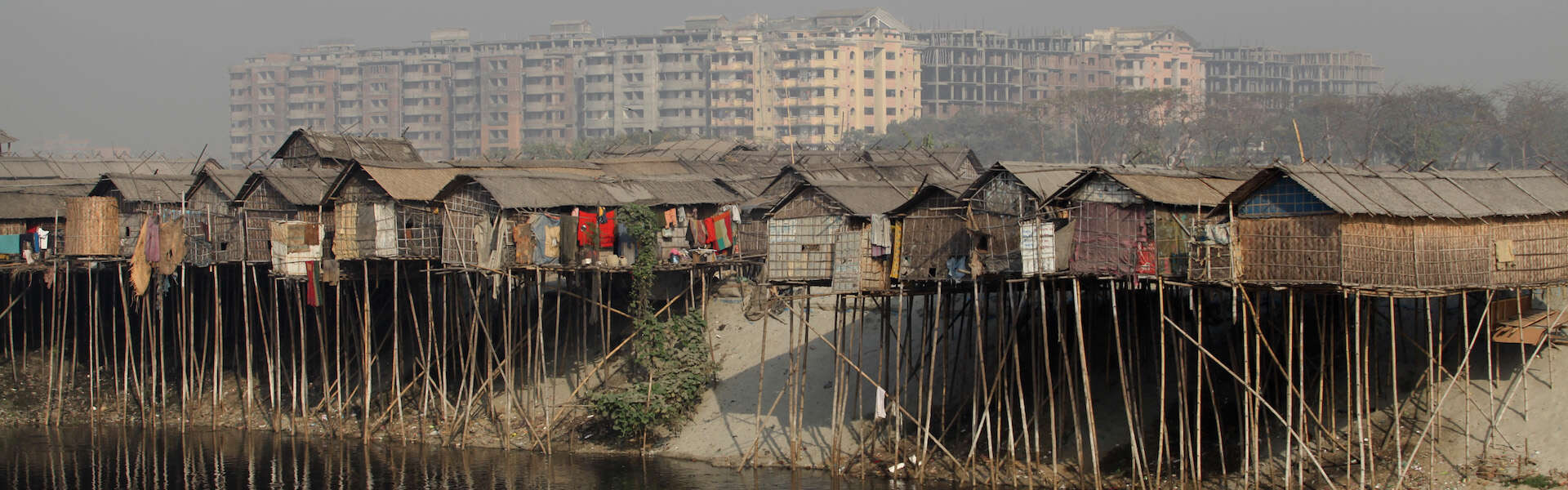 Reimagining Slums: Innovative Solutions to Bangladesh's Urban Housing Dilemma