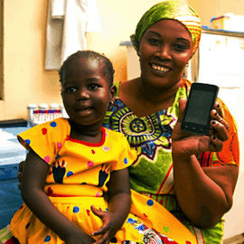 Two-Sided Mobile Platform Creates 'Network Effect' to Help Patients, Health Clinics