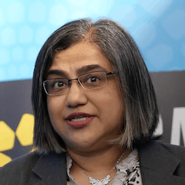 """""""A sweet spot for impact investing"""": Omidyar Network's Roopa Kudva discusses India's growing prominence"""