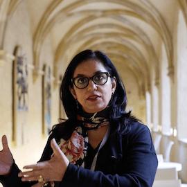 Kashf Foundation founder Roshaneh Zafar