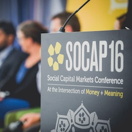 'Wall Street Meets Impact': SOCAP's Owners – New and Old – Discuss its Move Toward the Mainstream, on NextBillion.net