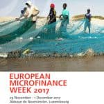 European Microfinance Week 2017: Revealing New Frontiers in Inclusive Finance – Nov. 29-Dec. 1