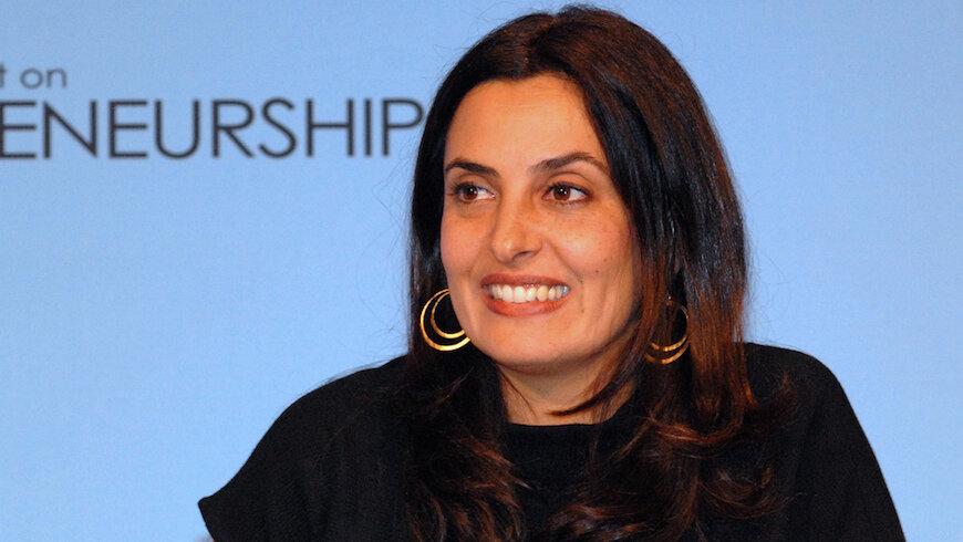 Soraya Salti in 2010