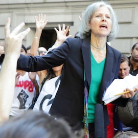Weekly Roundup: Jill Stein's SRI Controversy; Culture Change as Opportunity; Mobile Money's Hungry