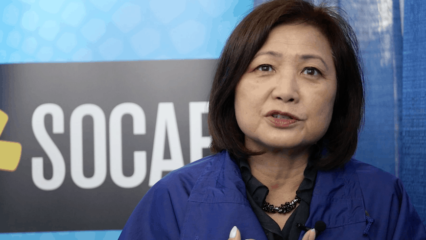 June Sugiyama Director at Vodafone Americas Foundation, on NextBillion.net