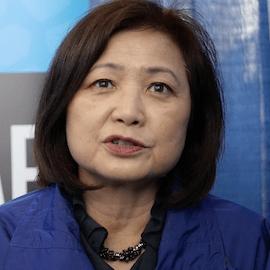 June Sugiyama Director at Vodafone Americas Foundation, on NextBillion.net