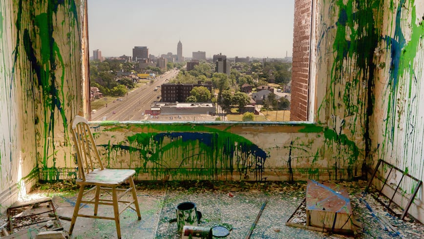 A Solution to Urban Blight? Crowdfunding's Potential to Transform Cities