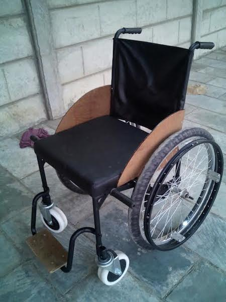 Lessons Learned Building Locally-Sourced Wheelchairs
