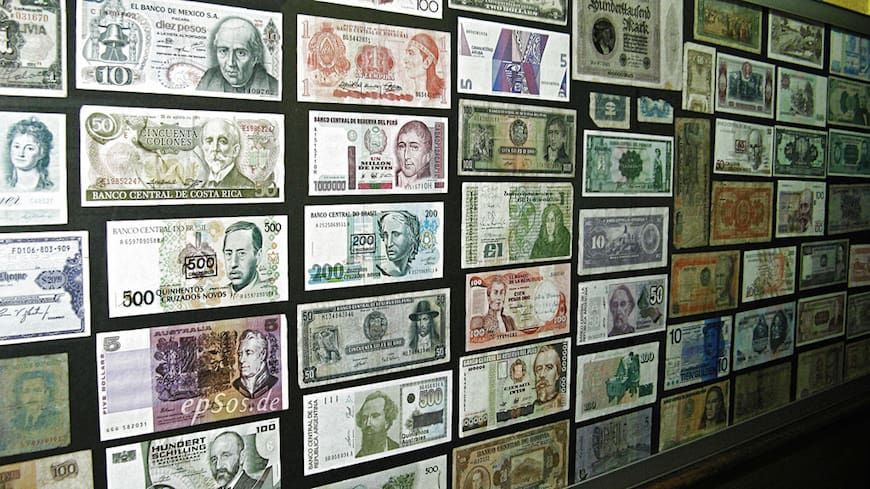 Latin American currency photo flickr.