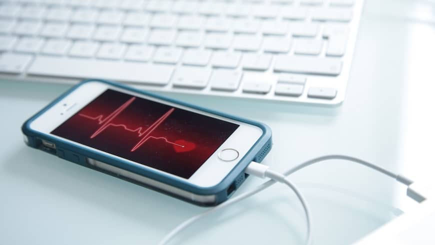 """mHealth device, in blog post """"Nine Ways to Make Money in mHealth"""" on NextBillion"""