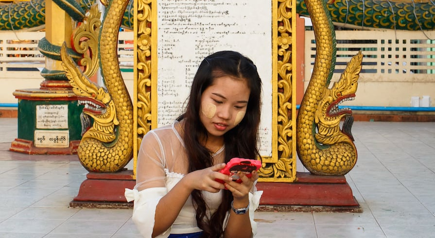 The Curious Case of Myanmar: Can the Country Leapfrog to Digital Financial Inclusion?