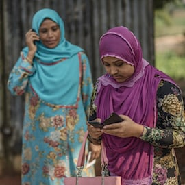 Is Mobile Money Killing Off the Group Microfinance Model (And Would That Be Such a Bad Thing)?